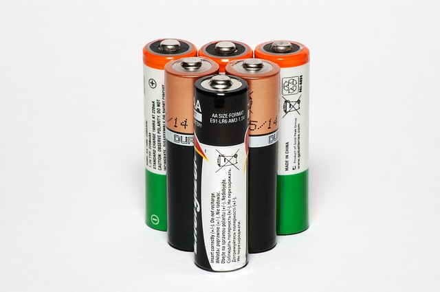 Stare baterie a środowisko